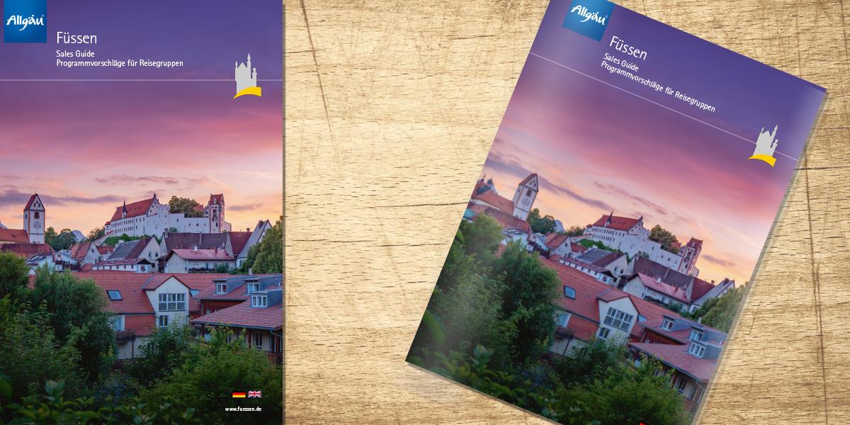 Sales Guide 2017 - Angebote für Reisegruppen