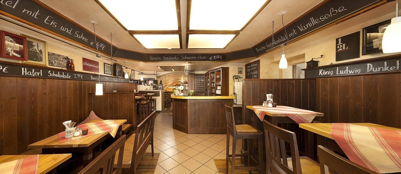 Restaurant / Eingang