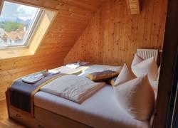 Schlafzimmer 1 Ferienwohnung 1