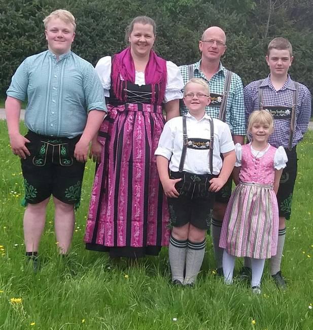 Familie Geiger Mai 2016