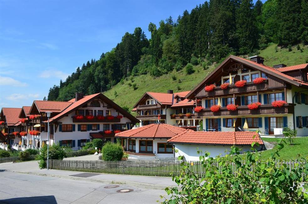 Anlage Chalet Sonnenhang