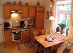 Esszimmer und Küche Schwanstein