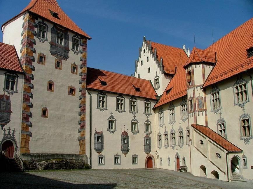 Innenhof Hohes Schloss_rapa