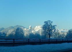 Winter in Füssen