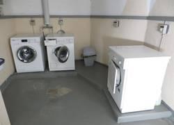 Ein Waschraum