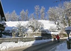 Straße nach Füssen