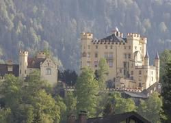 Schloss Hohenschwangau im Königswinkel