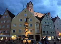 Füssener Altstadt in wenigen Schritten erreichbar