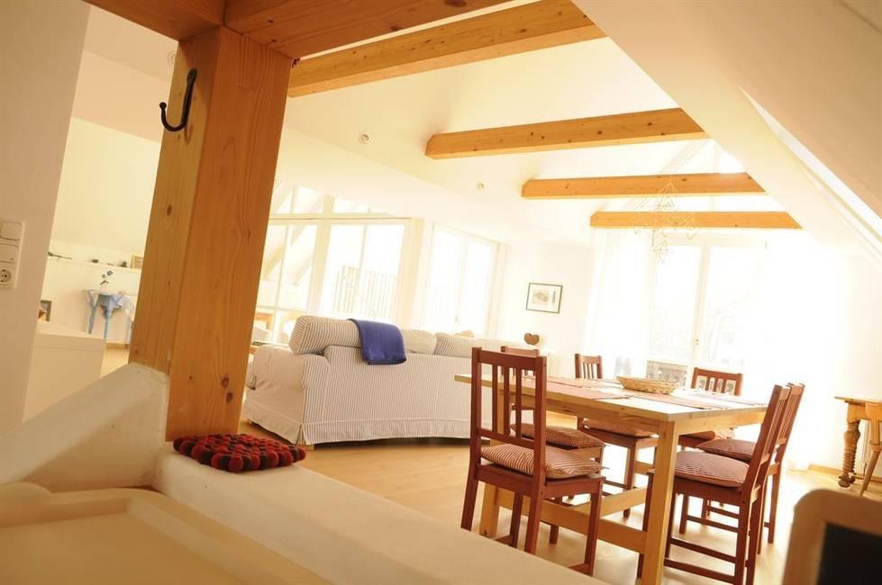 Innenansicht - Wohnzimmer