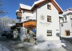 Haus Bagci  im Winter