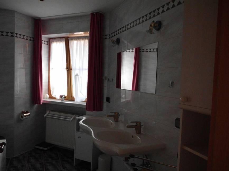 Badzimmer Ferienwohnung 1