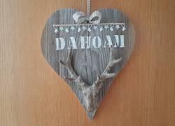 Ferienwohnung Dahoam