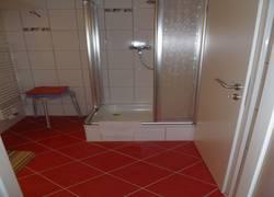 Dusche - Doppelzimmer - Luitpold
