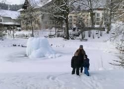 Winter in Bad Faulenbach