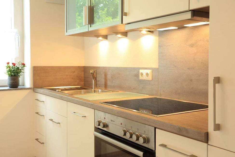 Küche-Kochbereich