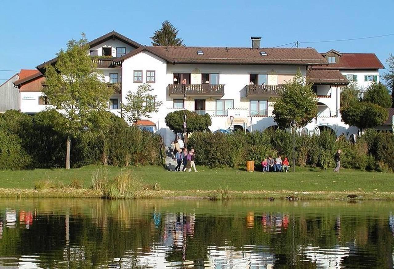 Landhaus direkt am See