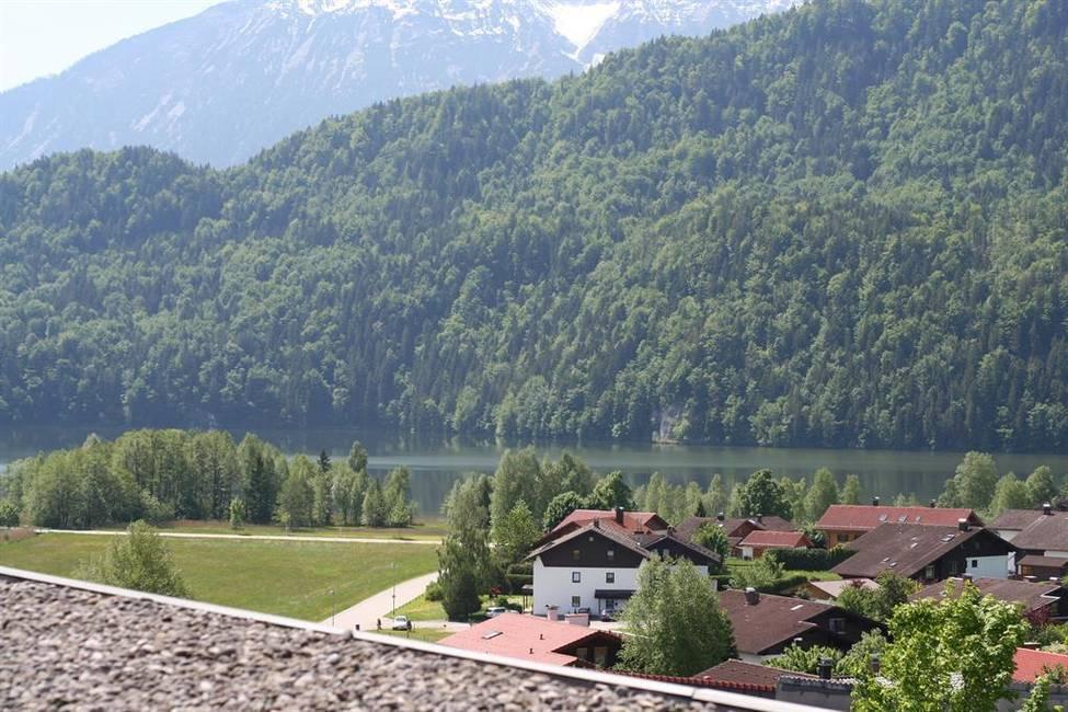 Seeblick Terrasse