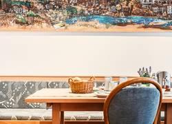 Frühstücksraum Hotel Jakob