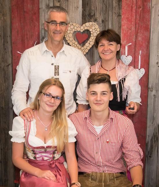 familie sommer Zuschnitt
