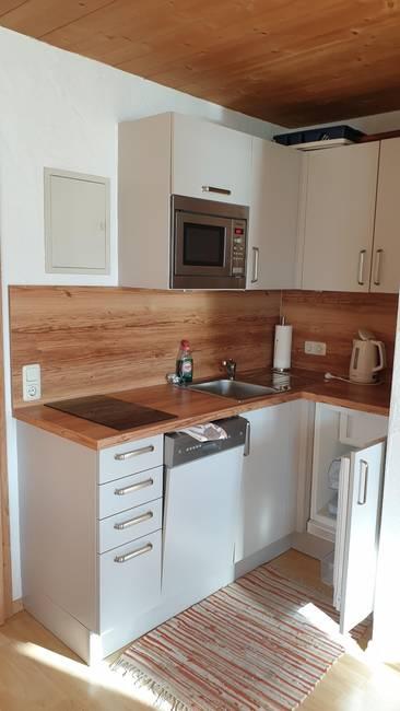 Wohnung 1 Säuling Küche