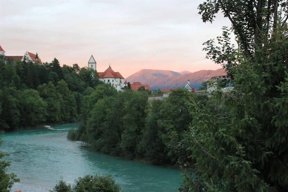 Umgebung: Lech