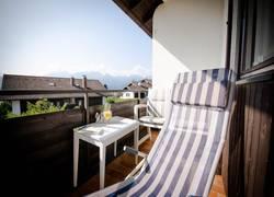 Balkonaussicht Ruheplatz