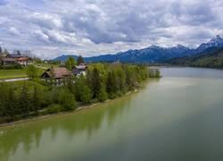 Seehotel Weissensee - Seegrundstück Seeufer