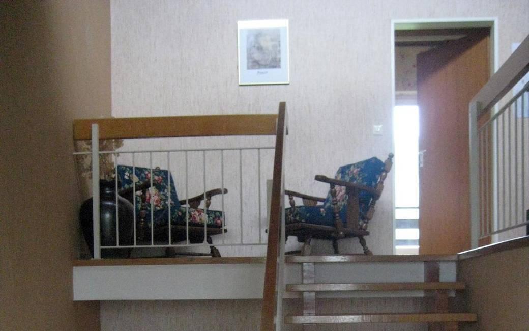 Flur und Treppenhaus