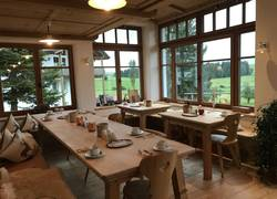 Frühstücksraum/Wintergarten