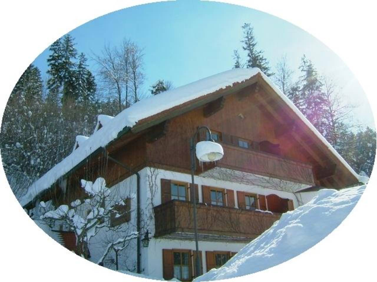 Winter ist´s am Badseeweg ...