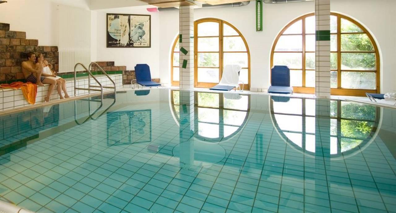Hallenbad im Appartementhotel Seespitz in Füssen