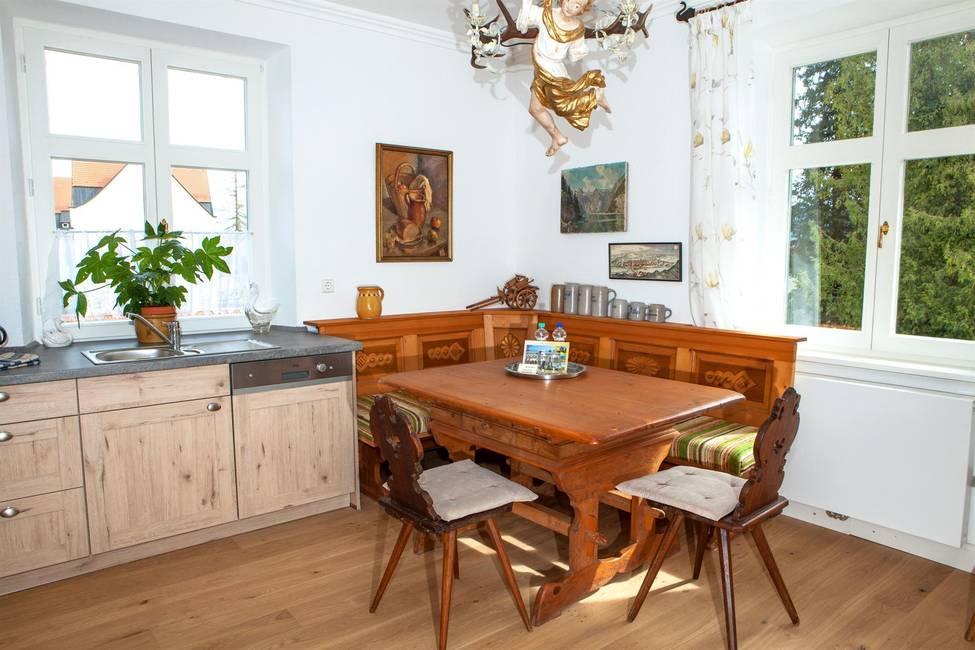 Linderhof Küche