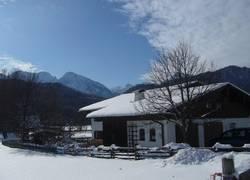 und an einem schöner Wintertag