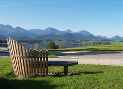 Ausruhen & entspannen in Hopfen am See