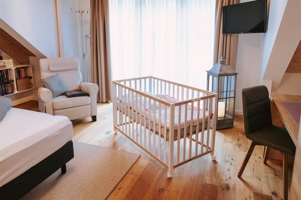 Babybett für die ganz Kleinen