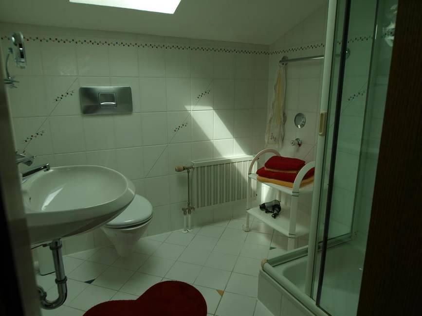 Fewo 1 Dusche/ WC