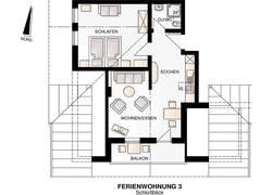 Grundriss Wohnung Schlossblick