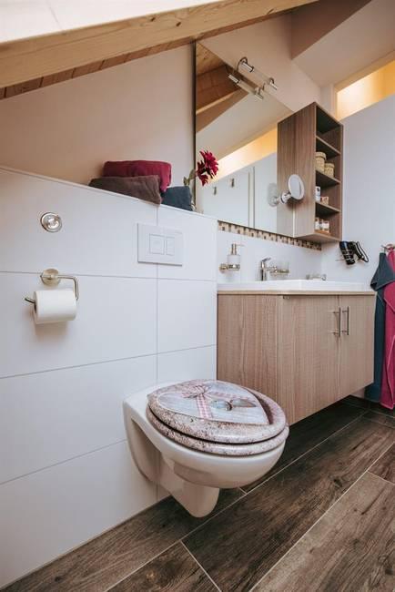 Badezimmer-WC