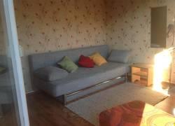 Schlafzimmer mit Bettsofa