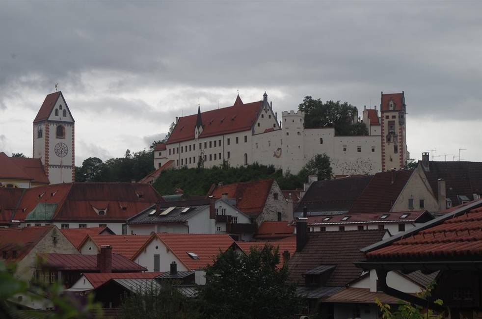 Das Hohe Schloss