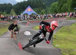 Pumptrack im neuen Skate- & Bikepark zu Füssen