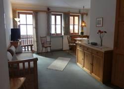 Whg. 2 - Wohnzimmer