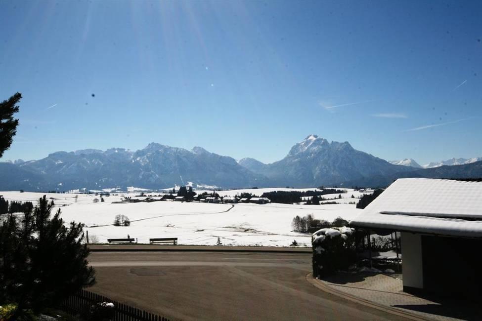 Berg- und Schlossblick