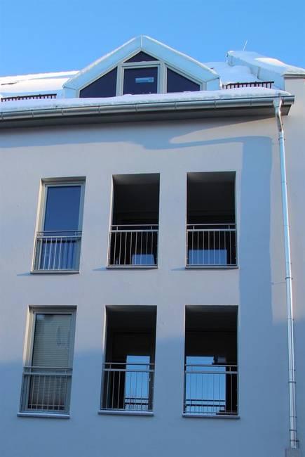 Außenansicht Wohnung Luipoldstraße