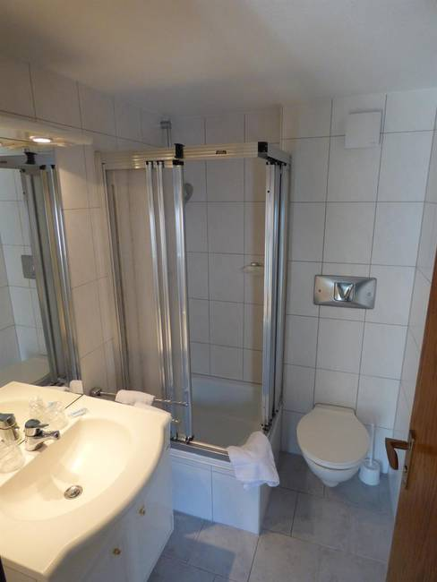 Badezimmer, Dusche/WC