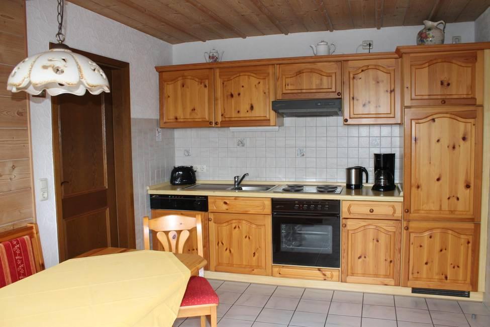 Küche Almwiese