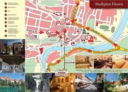 Anfahrts-skizze und Stadtplan
