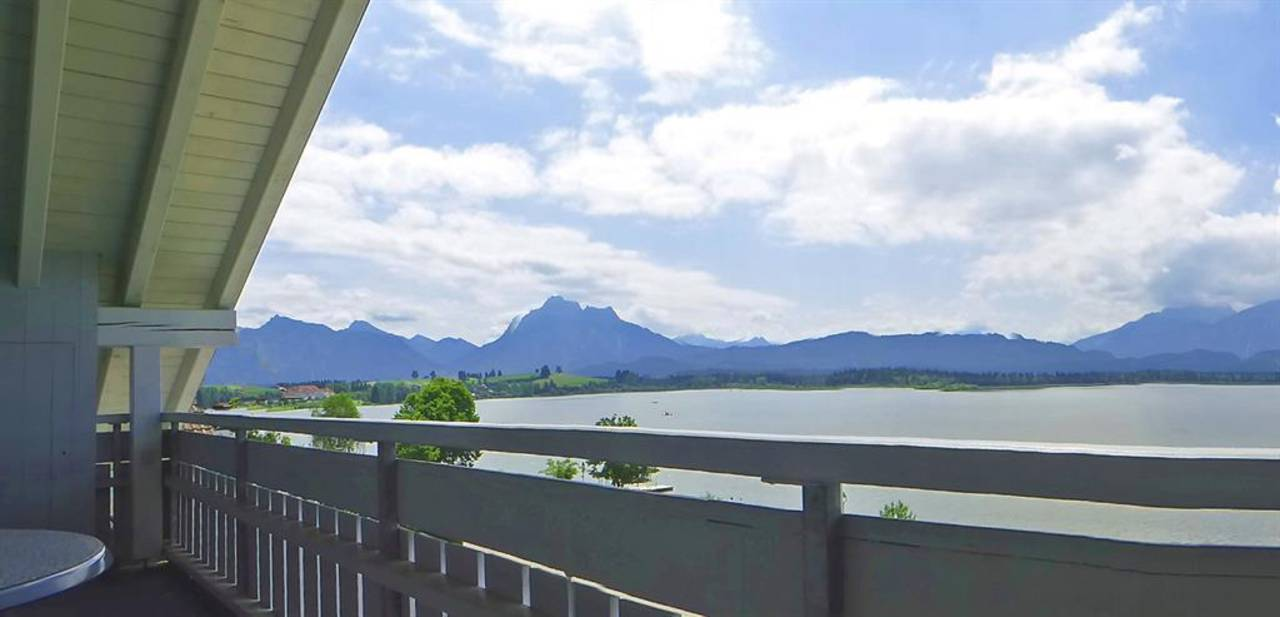 Panorama nach Osten Fewo DG