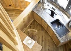 Turmsuite Küche