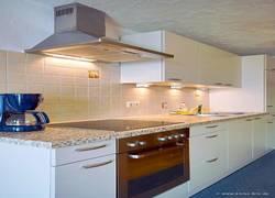 Küche Ferienwohnung